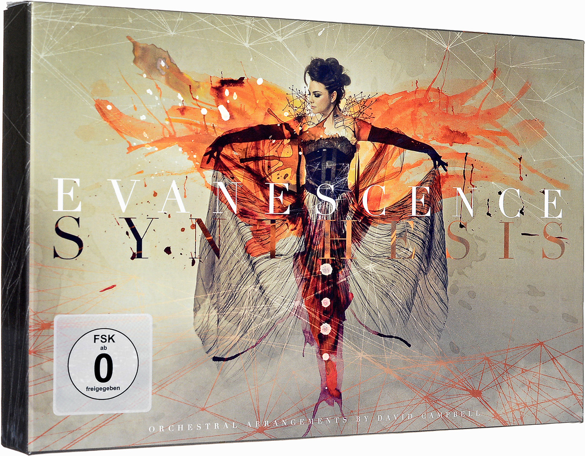 Evanescence Evanescence. Synthesis. Limited Deluxe evanescence – synthesis deluxe edition cd dvd