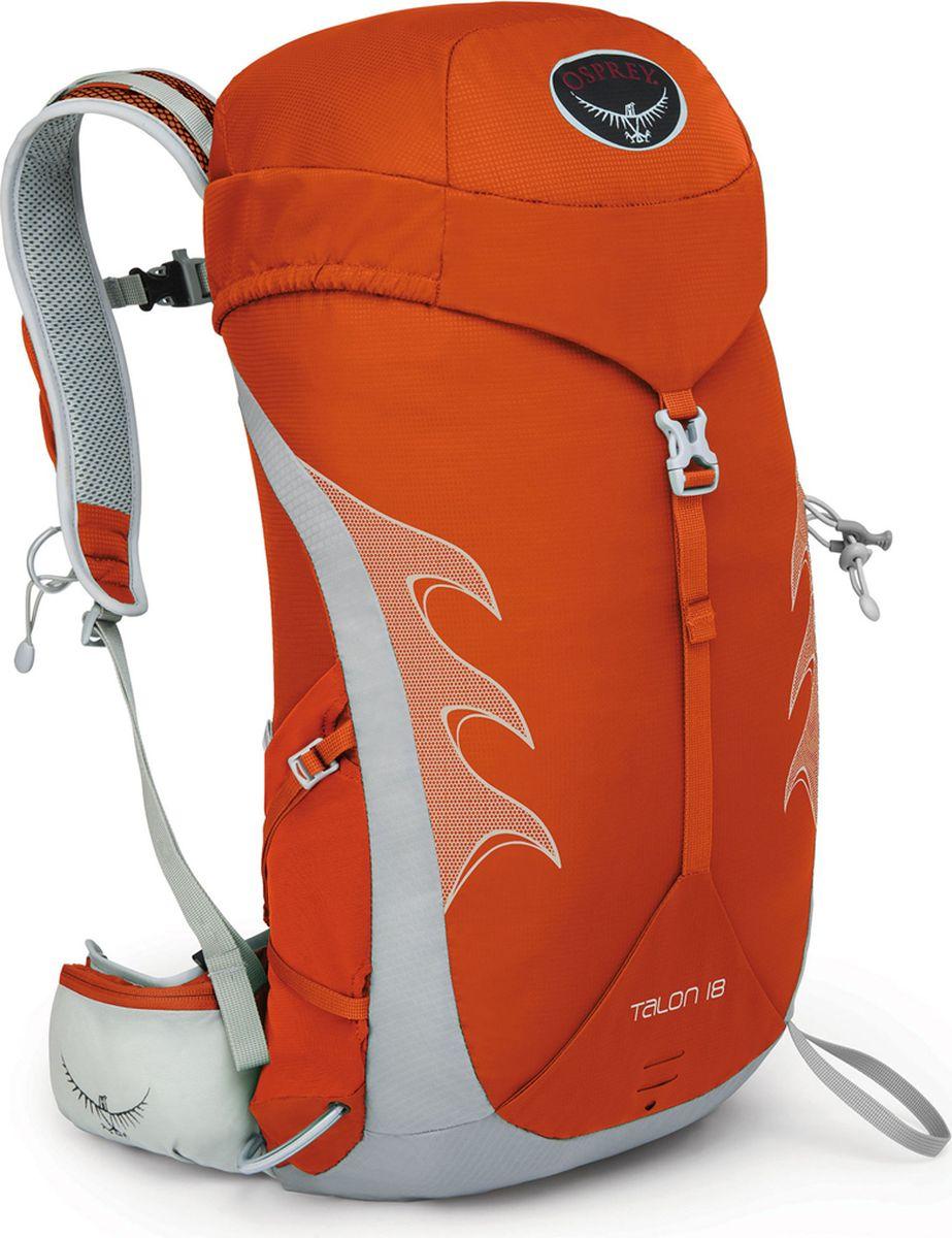 "Рюкзак Osprey ""Talon 18"", цвет: оранжевый, 18 л. Размер S/M"