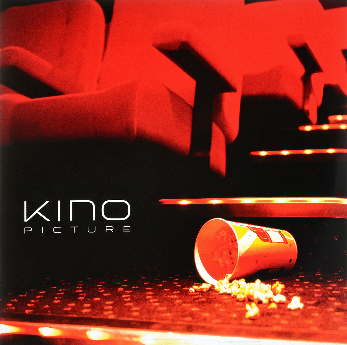 Kino . Picture (-issue 2017) ( LP + CD)