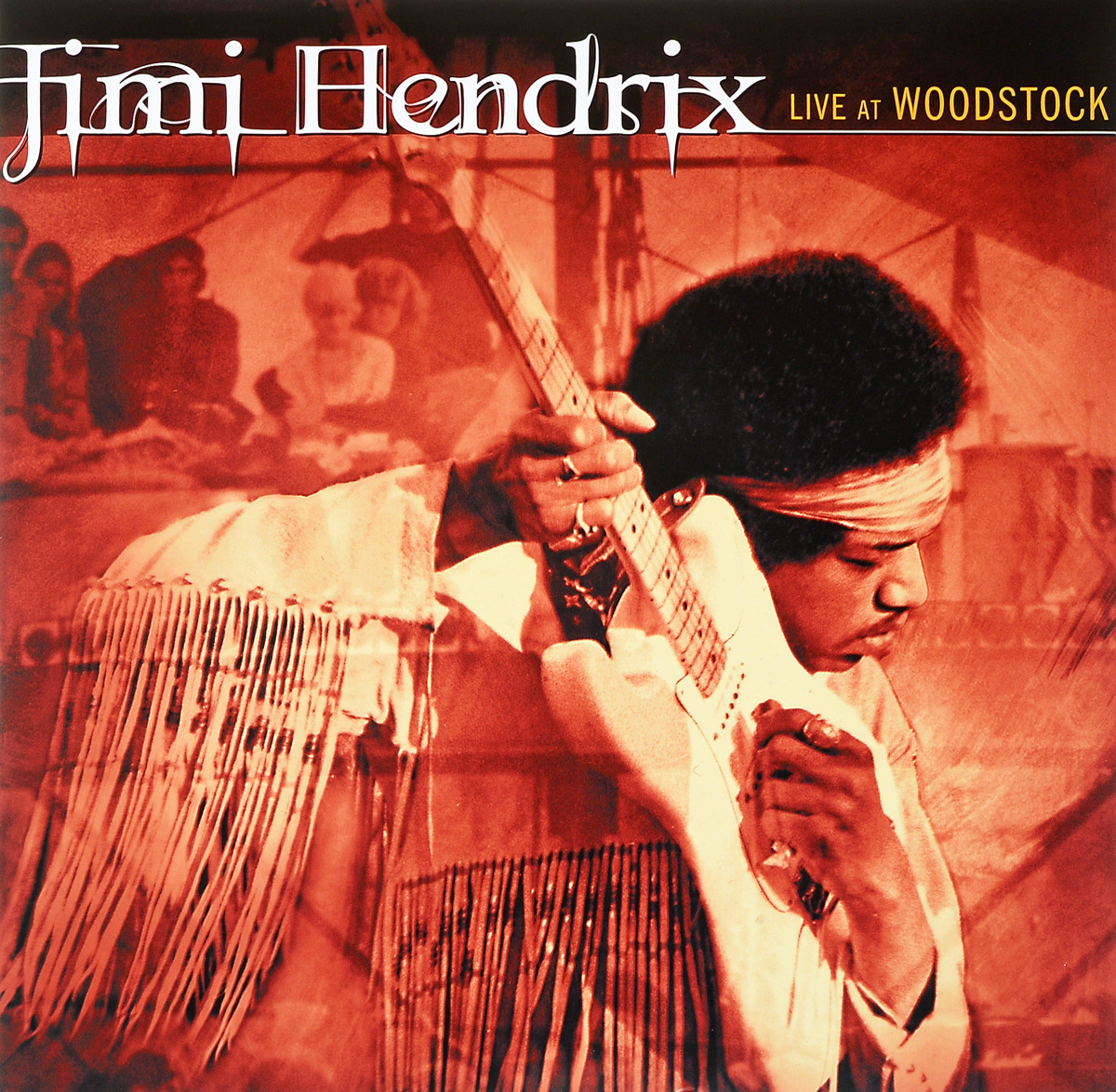 Джими Хендрикс Jimi Hendrix. Live At Woodstock (3 LP) джими хендрикс jimi hendrix the cry of love lp