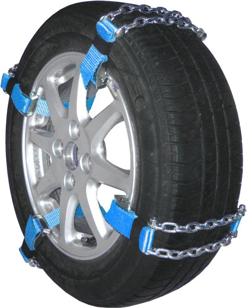 Браслеты-цепи противоскольжения Антей, цвет: синий, размер шин 155/65-220/60, 11 предметовА 501Браслеты-цепи противоскольжения для кроссоверов и внедорожников. Подходят для шин с шириной профиля от 195 до 295 мм. R 16-22. Комплект: браслеты-цепи - 6 шт., крючок для монтажа, сумка, инструкция, перчатки. Предназначены для самоспасения застрявшего автомобиля и преодоления участка бездорожья. Устанавливаются без поддомкрачивания автомобиля.