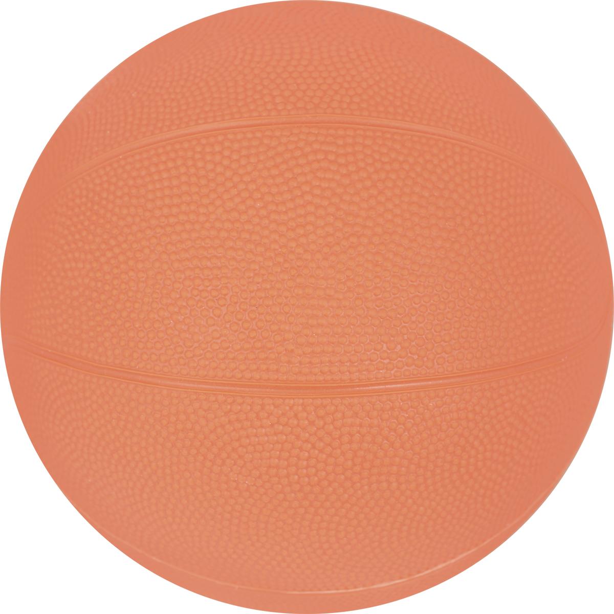 Весна Мяч детский баскетбольный цвет оранжевый диаметр 25,5 см