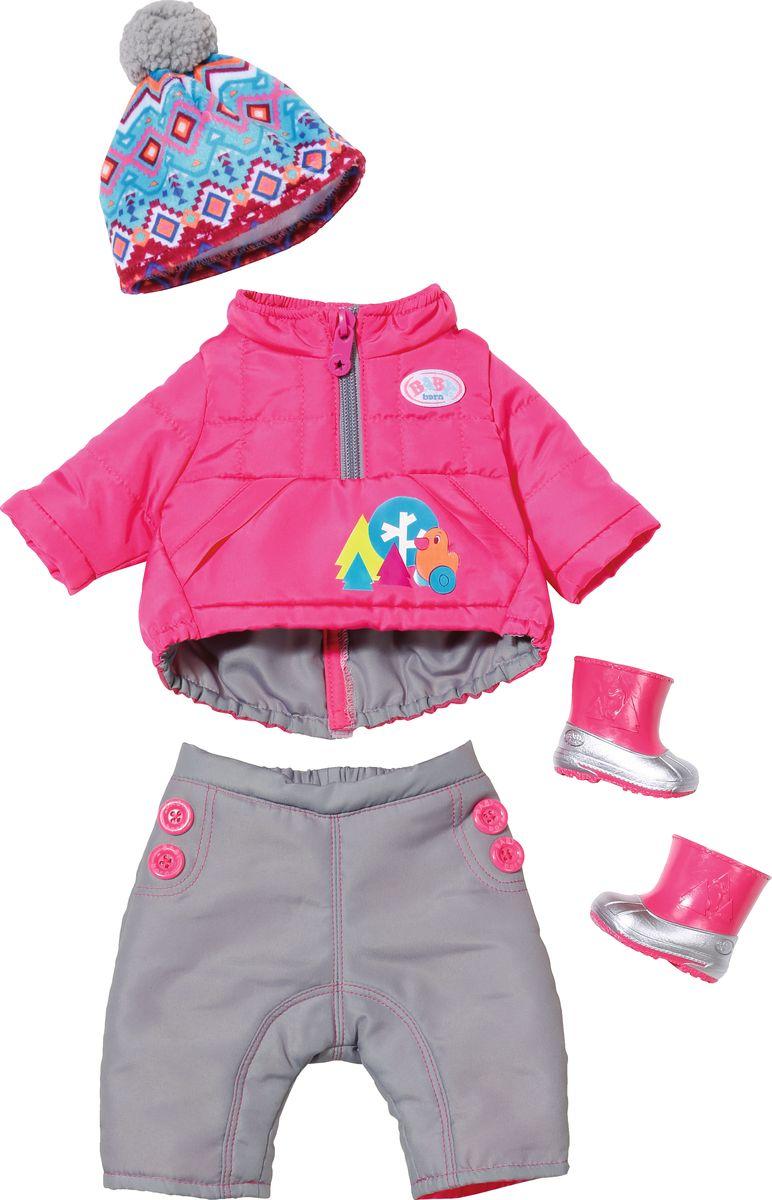 born купить одежду Baby Born Одежда для кукол Зимние морозы