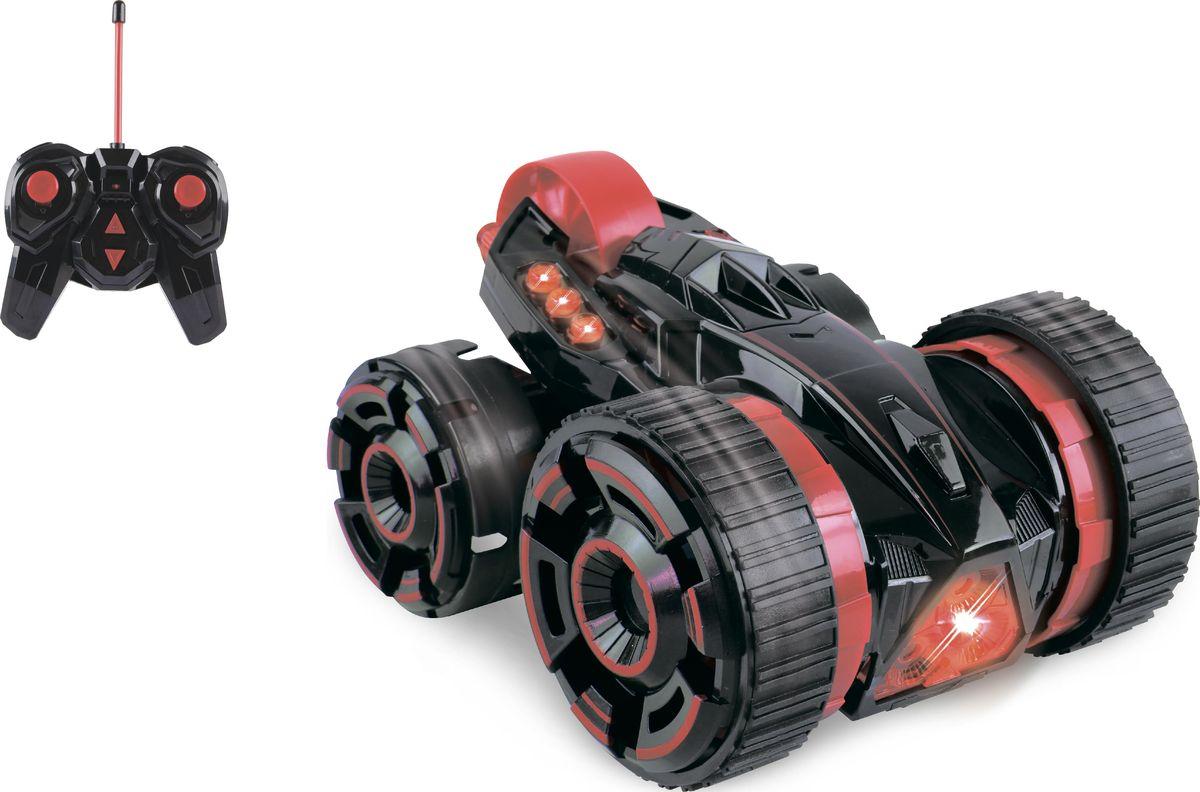 1Toy Драйв Трюковая машинка на радиоуправлении цвет красный plastic toy машина на радиоуправлении races цвет красный