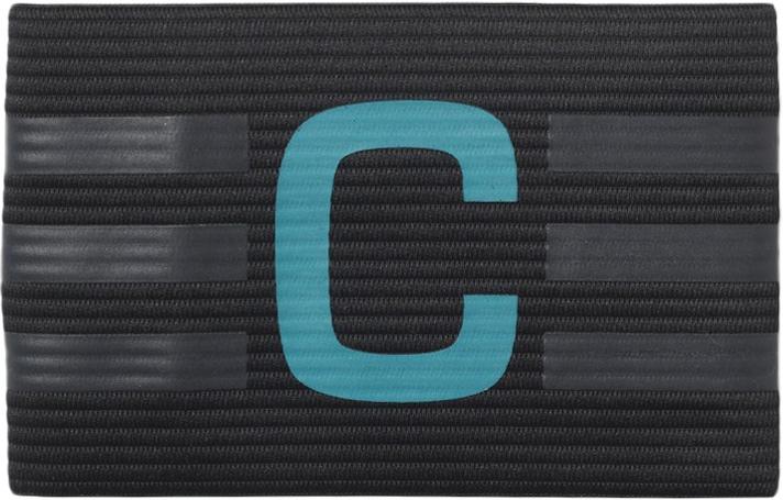 Повязка капитанская adidas  FB Capt Armband , цвет: черный. AO2538 - Аксессуары для командных видов спорта