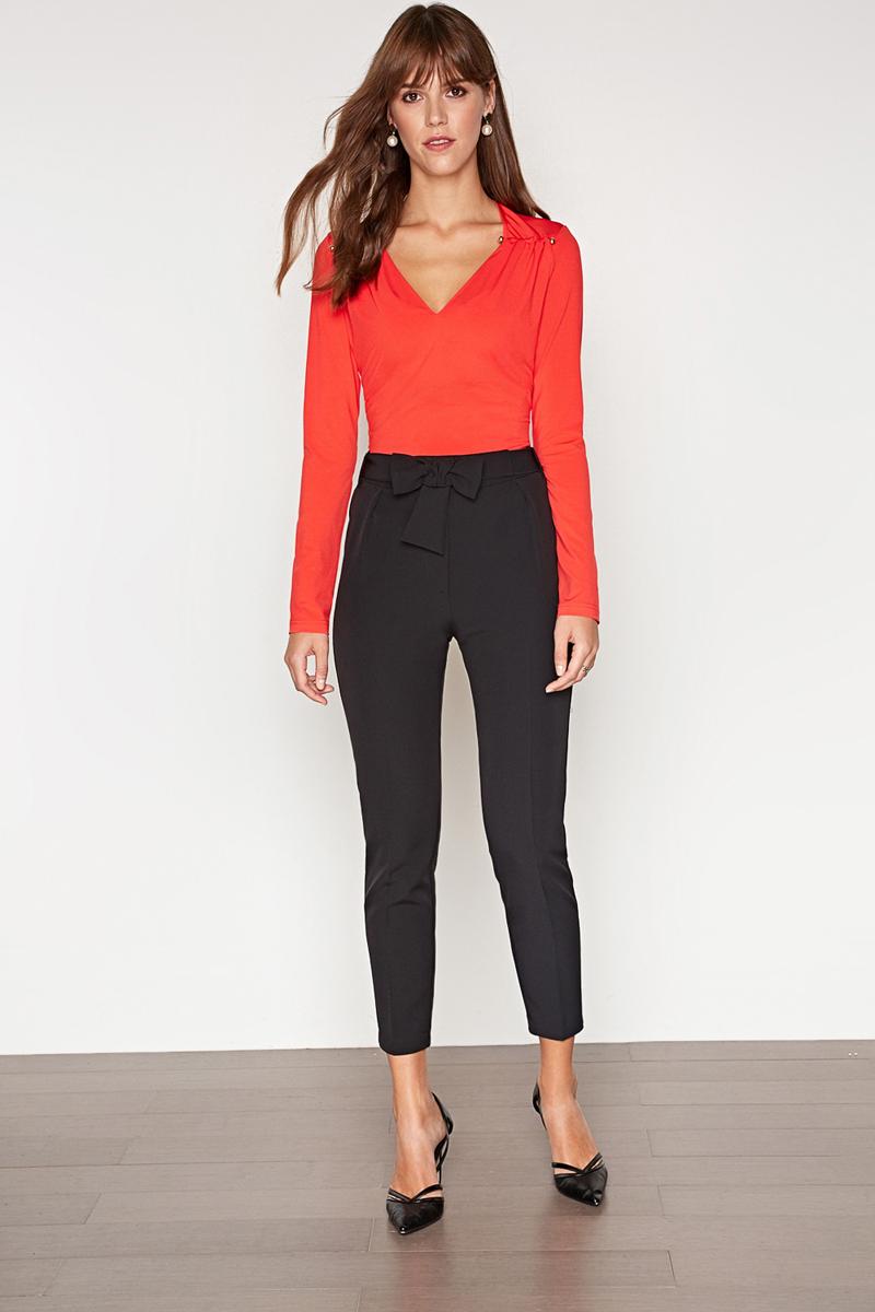 Блузка женская Concept Club Rudge, цвет: красный. 10200260207_1500. Размер M (46) юбка concept club vanya цвет черный 10200180223 100 размер m 46