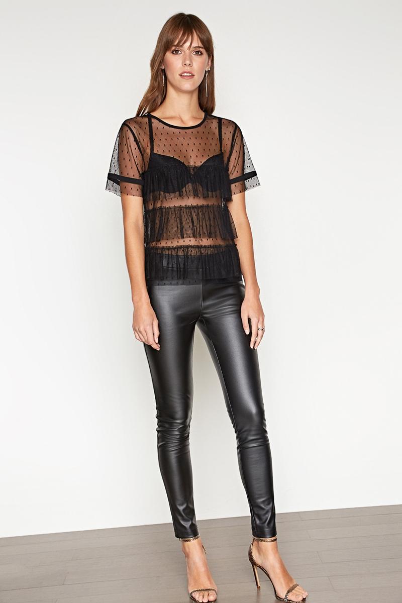 Джемпер женский Concept Club Slide, цвет: черный. 10200110279_100. Размер L (48) топ concept club топ