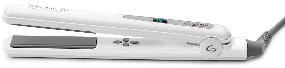 ga ma cp6l iht silicium laser ion grey выпрямитель для волос GA.MA IHT Titanium Slim, White выпрямитель для волос