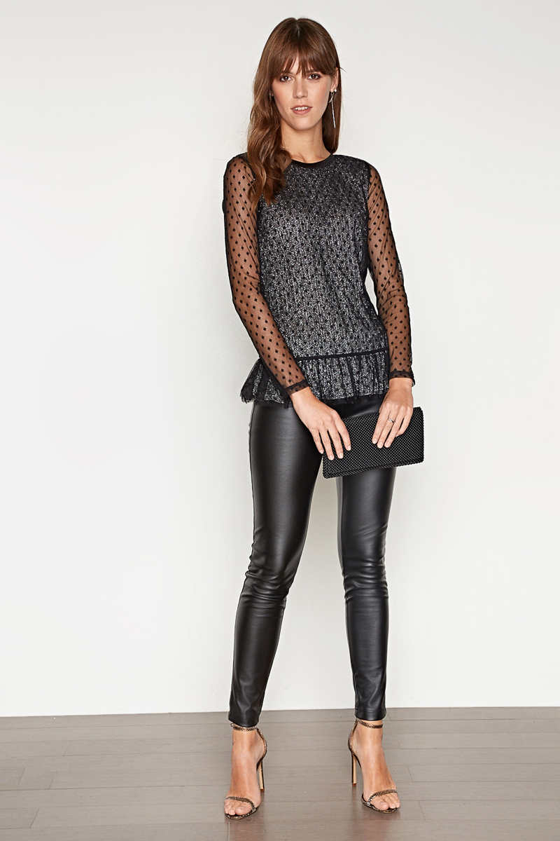 Джемпер женский Concept Club Guki, цвет: черный. 10200100165_100. Размер M (46) платье женское concept club basy цвет черный 10200200341 размер m 46