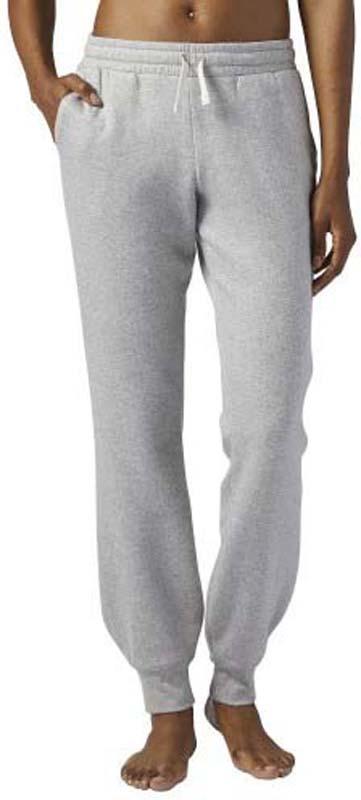 Брюки спортивные женские Reebok El Fl C Pnt, цвет: серый. BS4148. Размер XXS (38) броши vel vett брошь
