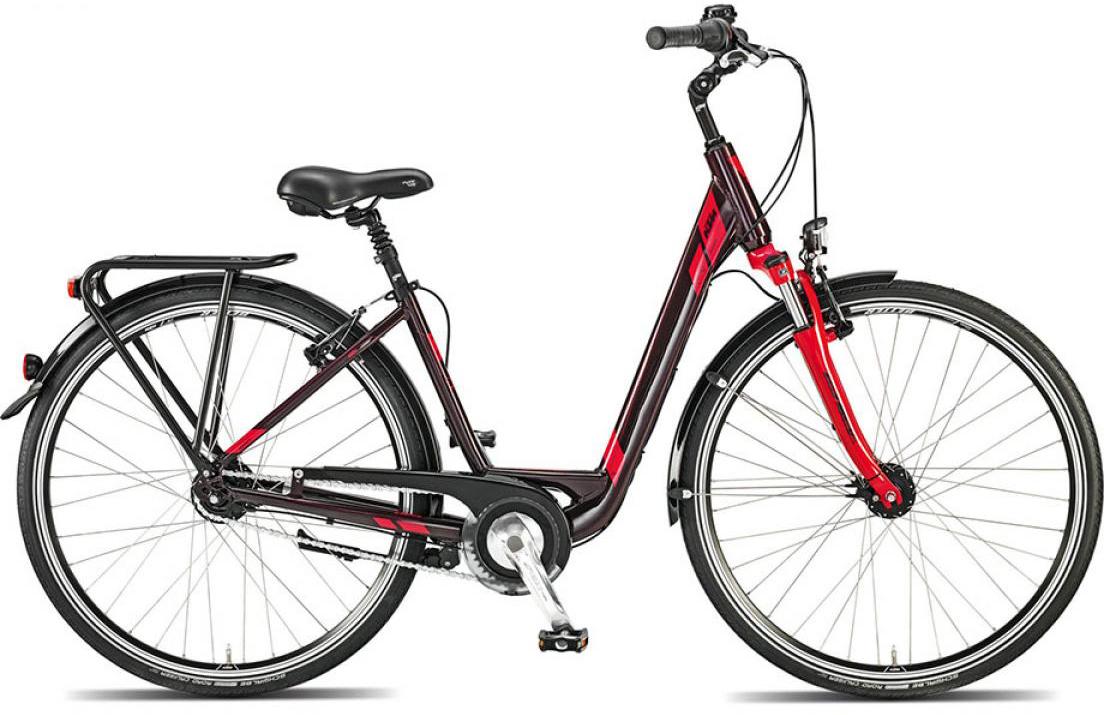 Велосипед женский KTM City Univers 8 28 2015, цвет: розовый, рама 20, колесо 28251282
