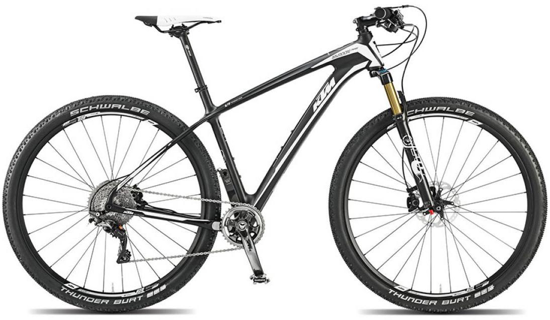 Велосипед горный KTM Myroon 29 Prime 11s 2015, цвет: черный, рама 17, колесо 29251361