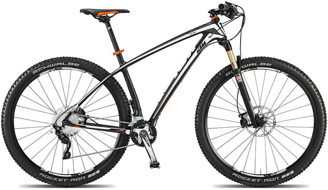 Велосипед горный KTM Aera 29 Pro 2015, цвет: черный, рама 21, колесо 29. 251372251372