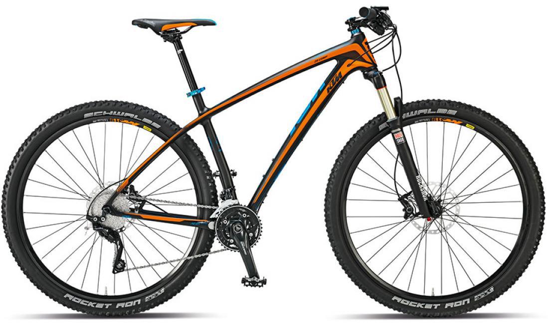 Велосипед горный KTM Aera 29 Comp 2015, цвет: черный, рама 19, колесо 29251374