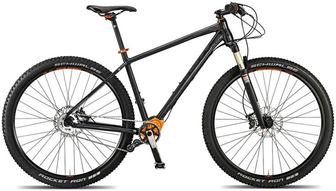 Велосипед горный KTM Ultra Pinion 29 2015, цвет: черный, рама 19, колесо 29251388