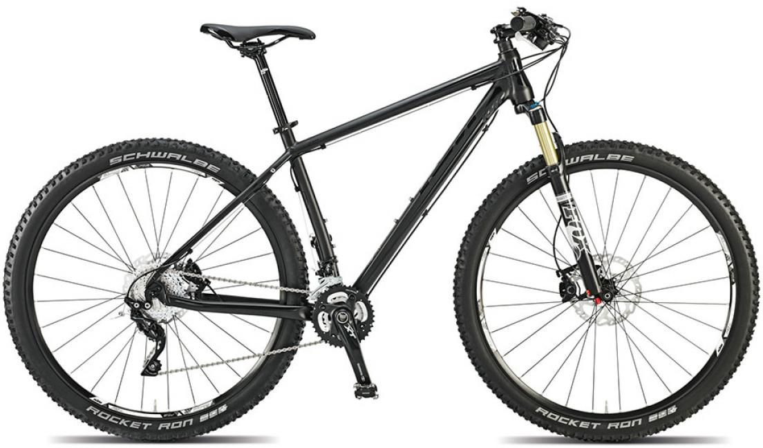 Велосипед горный KTM Ultra Team 29 2015, цвет: черный, рама 19, колесо 29251391