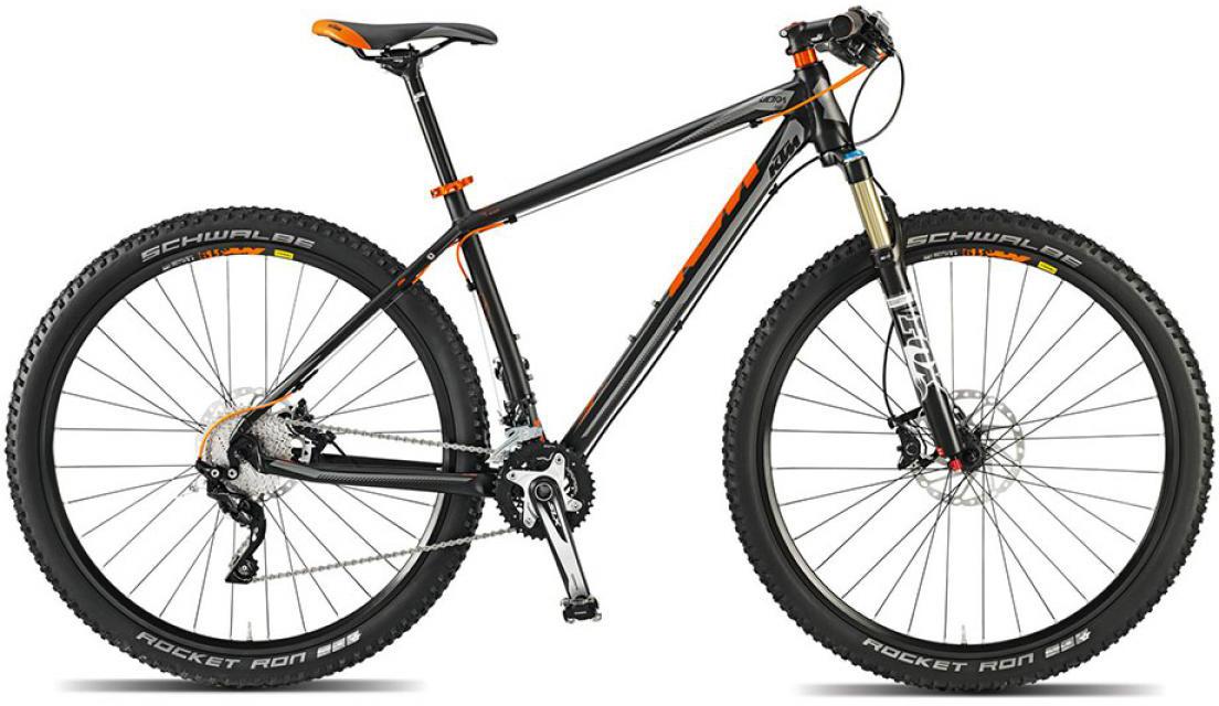 Велосипед горный KTM Ultra Race 29 2015, цвет: черный, рама 21, колесо 29251397