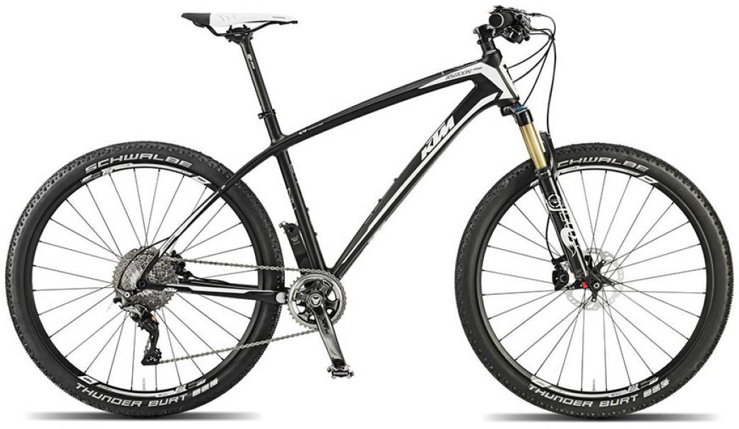 Велосипед горный KTM Myroon 27 Prime 11s 2015, цвет: черный, рама 19, колесо 27,5251451