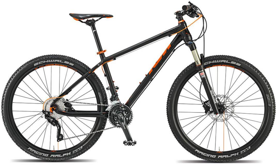 Велосипед горный KTM Ultra 1964 LTD 27 2015, цвет: черный, рама 17, колесо 27,5251482