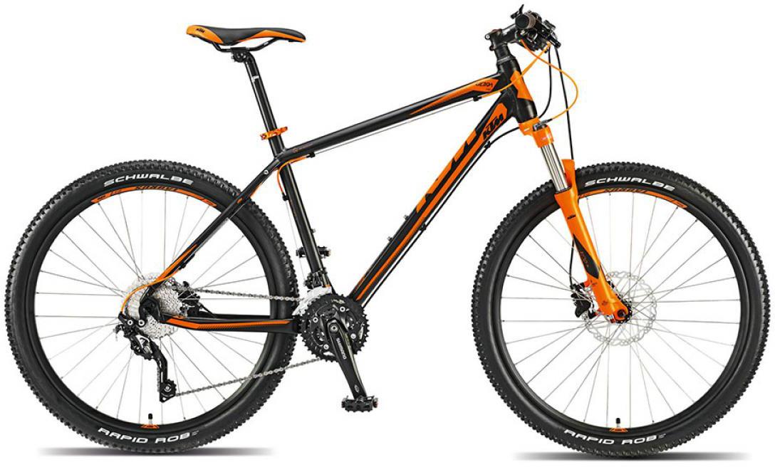 Велосипед горный KTM Ultra Fire 27 2015, цвет: оранжевый, рама 17, колесо 27,5251509