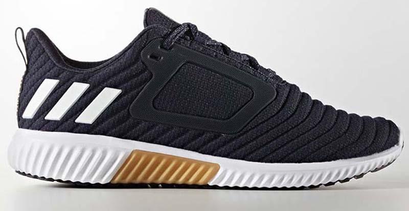Кроссовки для бега мужские Adidas Climawarm Atr M, цвет: темно-синий. CG2740. Размер 9,5 (42,5)CG2740Стильные беговые кроссовки от adidas с технологией ClimaWarm, которая сохраняет тепло и выводит влагу. Модель выполнена из текстиля со вставками из искусственной кожи, на ноге фиксируется при мощи шнуровки. Подкладка и стелька из текстиля гарантируют комфорт при носке.