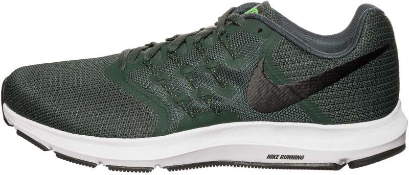 Кроссовки для бега мужские Nike Run Swift Running Shoe, цвет: зеленый. 908989-003. Размер 12,5 (47)