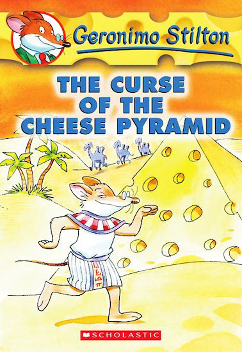 Geronimo Stilton #2: The Curse of the Cheese Pyramid i curse the river of time