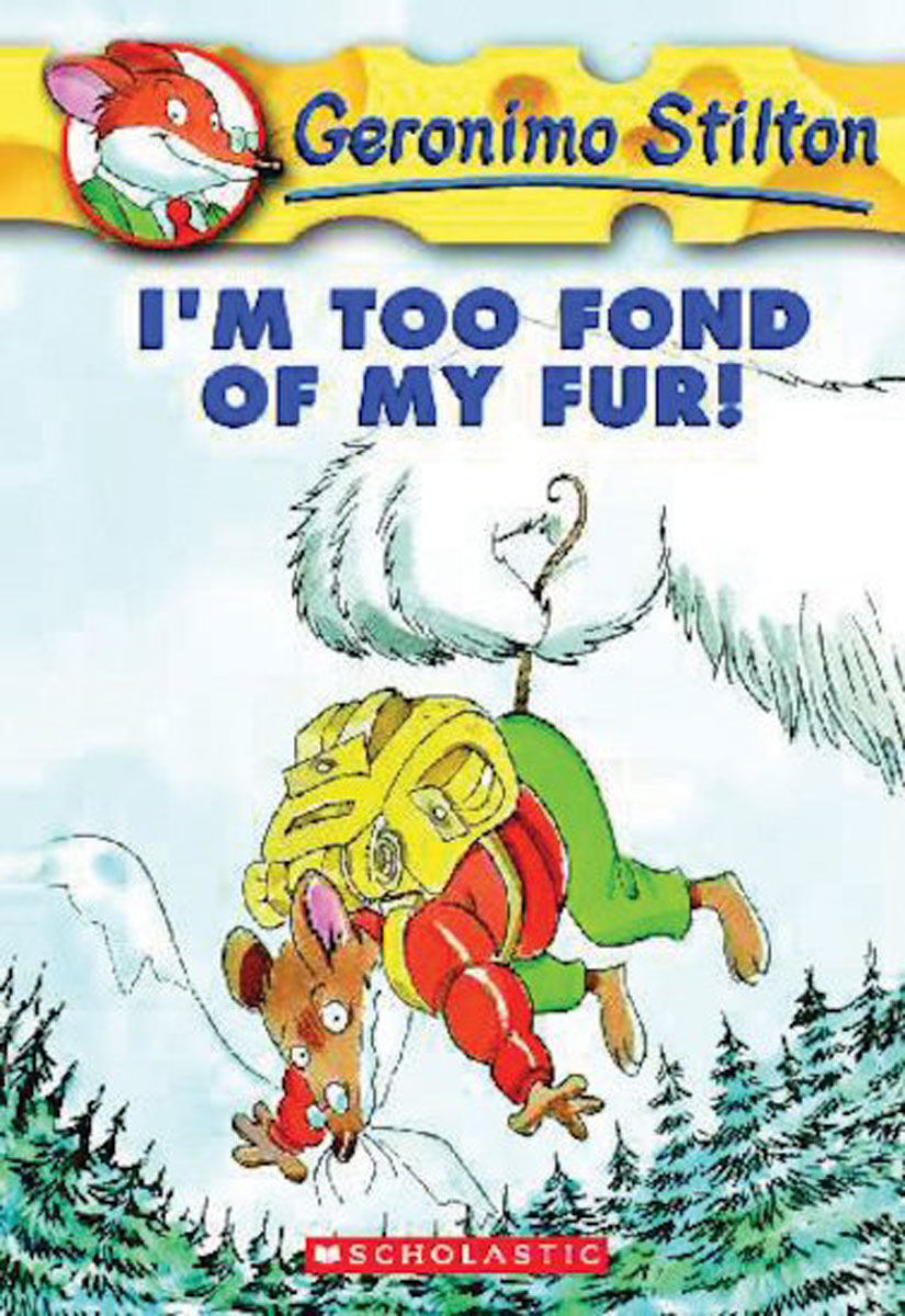 Geronimo Stilton #4: I'm Too Fond of My Fur! oh my god it s electro house volume 4