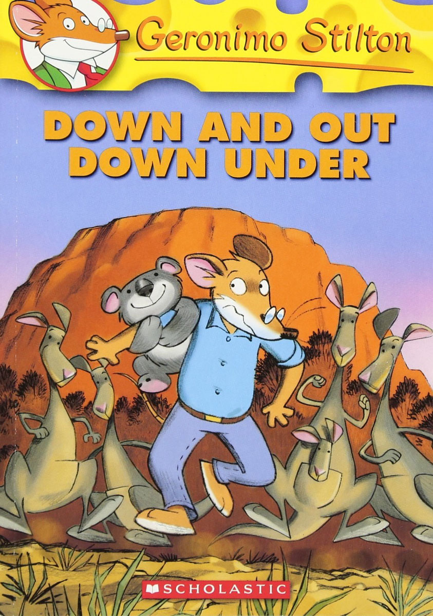 Geronimo Stilton #29: Down and Out Down Under down under