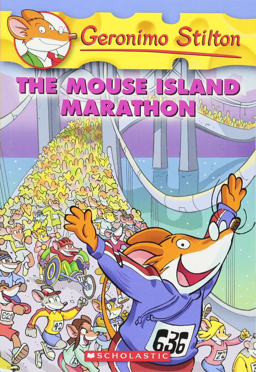 Geronimo Stilton #30: Mouse Island Marathon an evaluation of the role of eia database in promoting eia practice