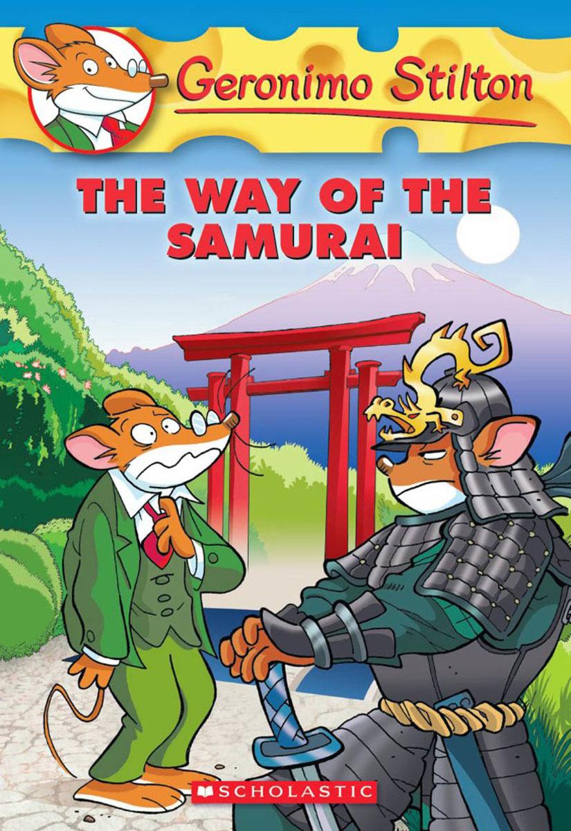 Geronimo Stilton #49: The Way of the Samurai dmitrii emets methodius buslaev the scroll of desires