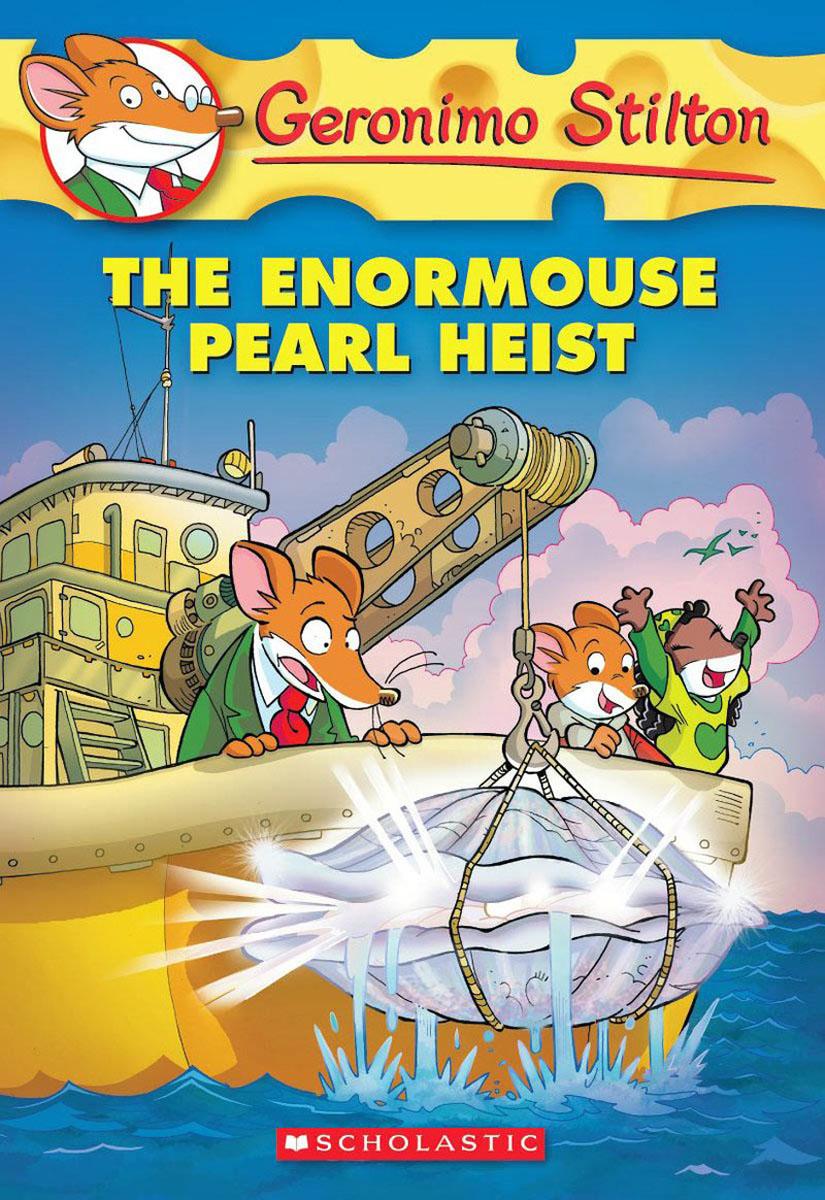 Geronimo Stilton #51: The Enormouse Pearl Heist i found you