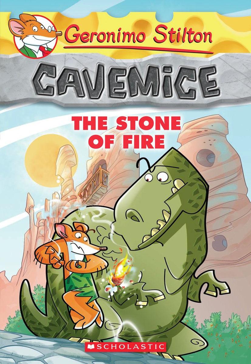 Geronimo Stilton Cavemice #1: The Stone of Fire stolen