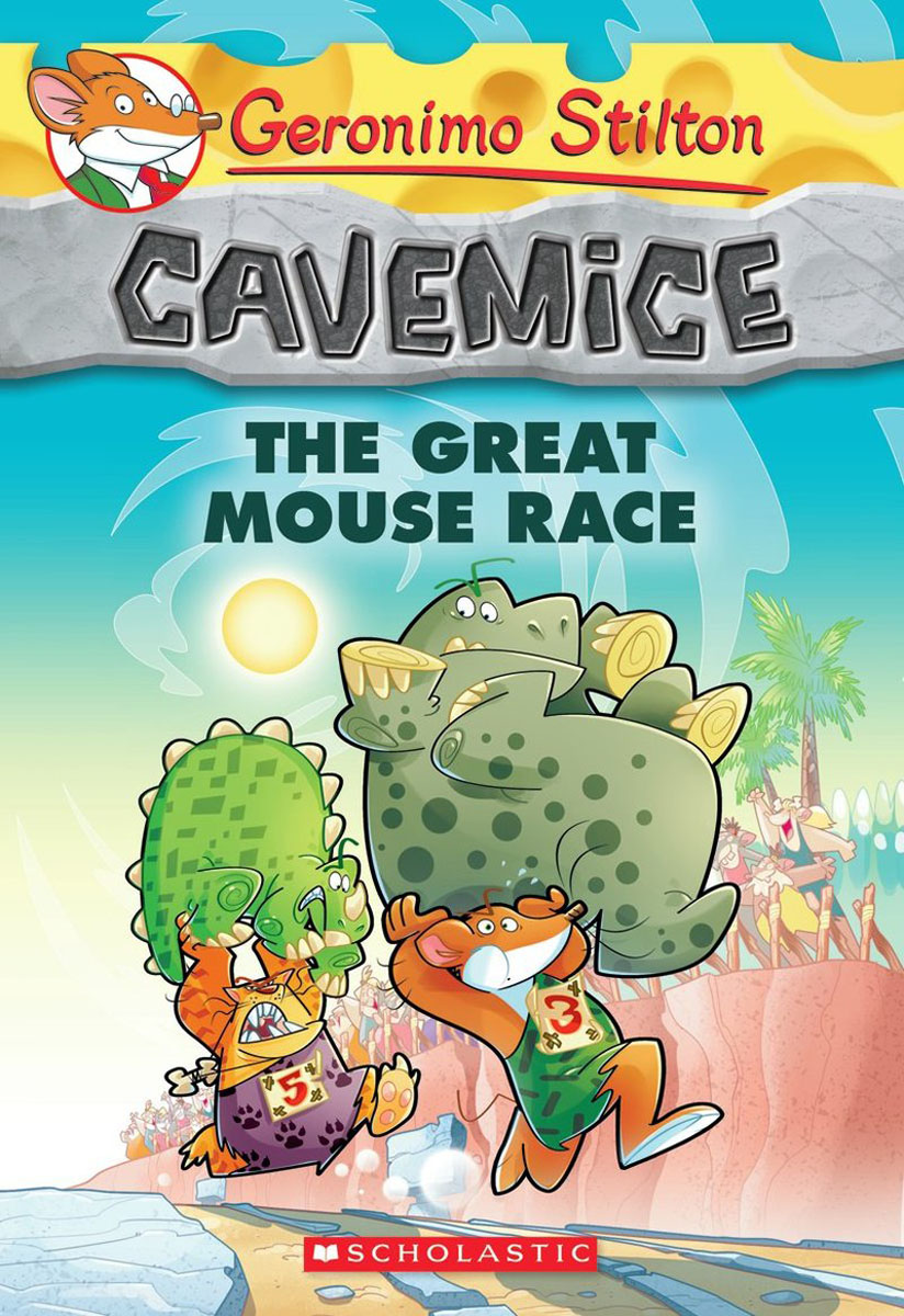 Geronimo Stilton Cavemice #5: The Great Mouse Race season to remember the vancouver canucks incredible 40th year