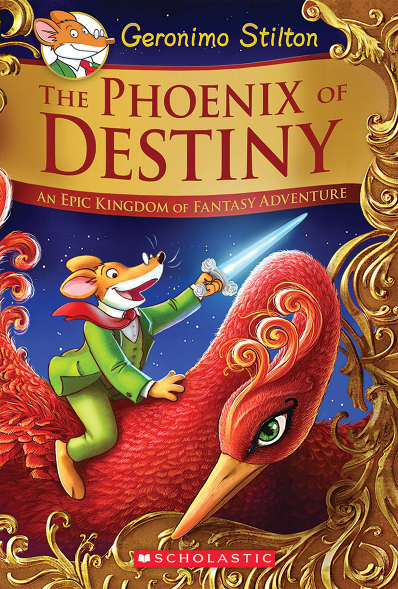 The Phoenix of Destiny (Geronimo Stilton and the Kingdom of Fantasy: Special Edition) more of me