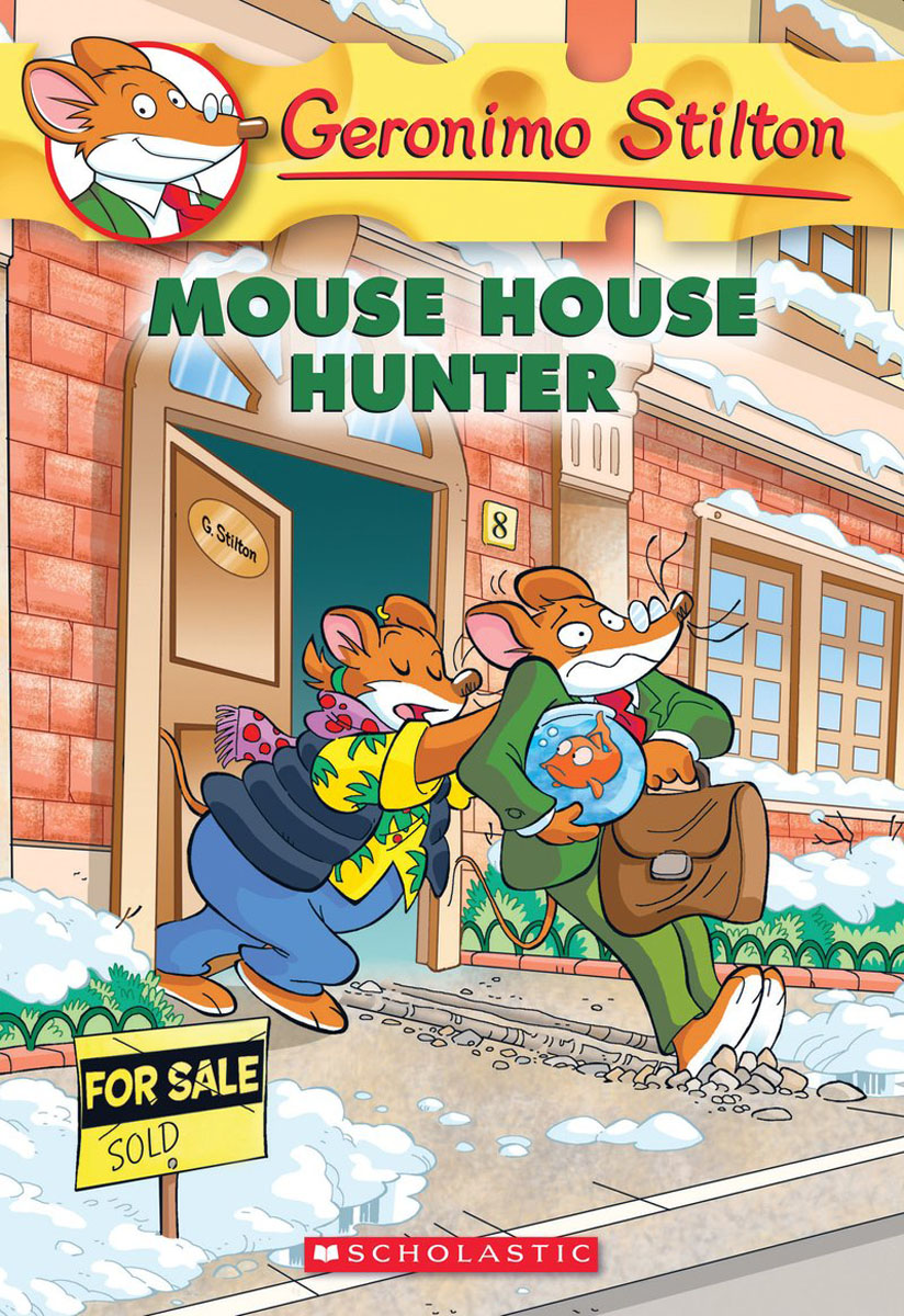 Mouse House Hunter (Geronimo Stilton #61) ray  cooper how to sell a house fast in