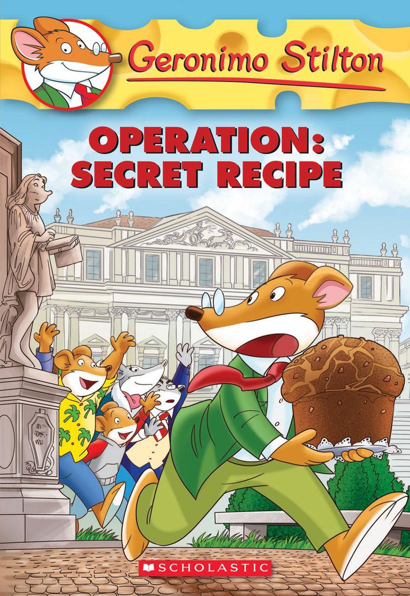 Operation: Secret Recipe (Geronimo Stilton #66) stolen