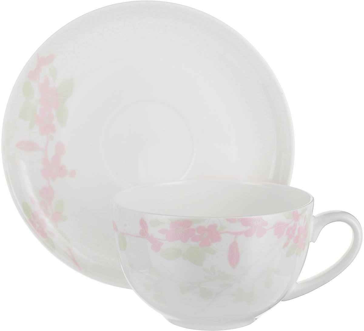 Чайная пара Royal Aurel Сакура, 2 предмета