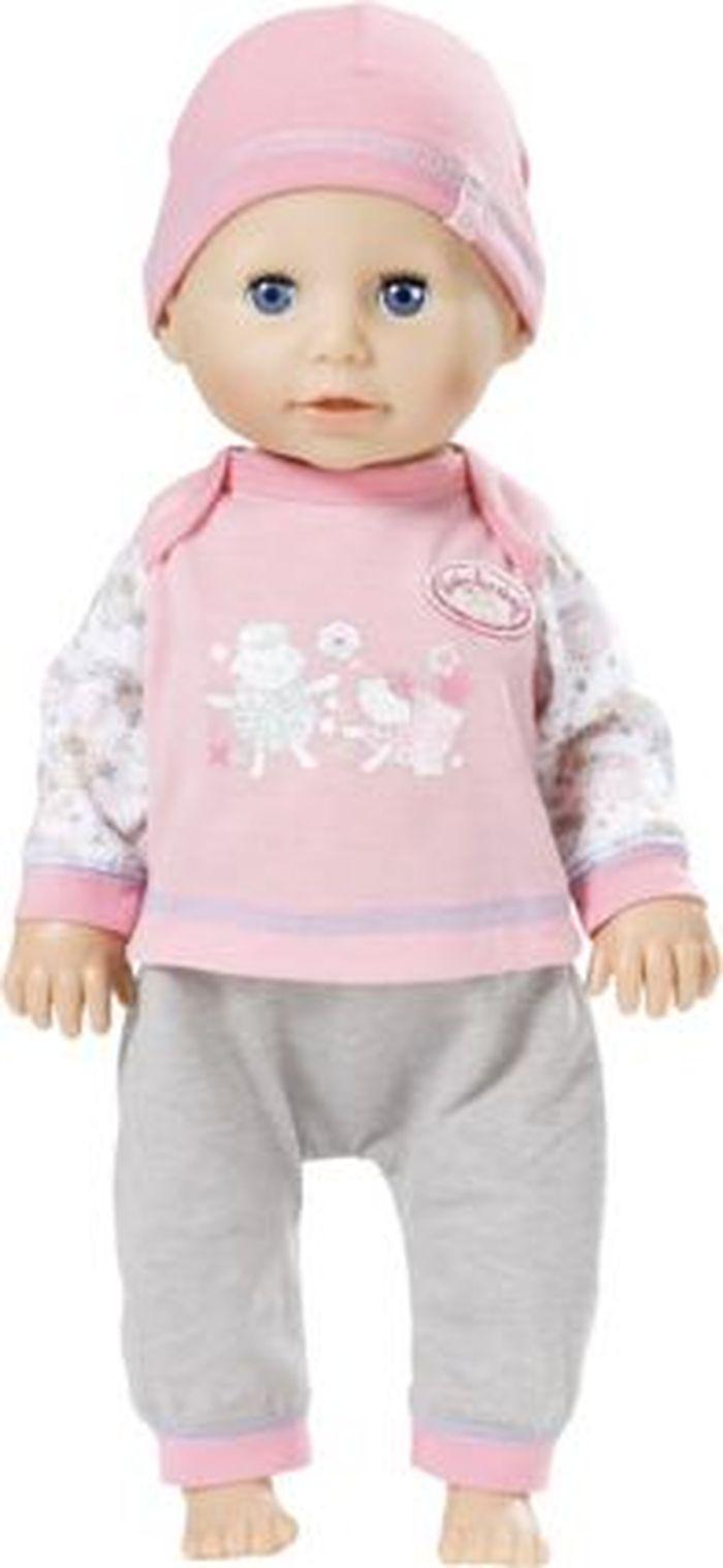 Baby Annabell Кукла Учимся ходить кукла младенец леон 4055b