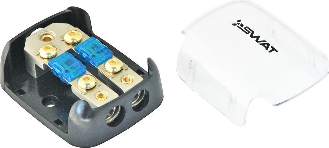 Дистрибьютор питания SWAT 4GAx1-> 8GAx2 автоаксессуары для планшетов