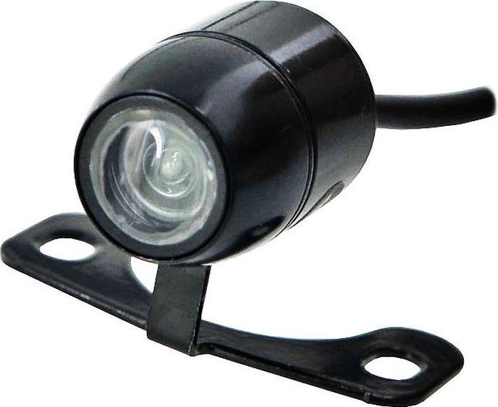 Камера автомобильная SWAT Camera VDC-410, для подключения к монитору, универсальнаяSWAT VDC-410универсальная автомобильная камера для подключения к монитору