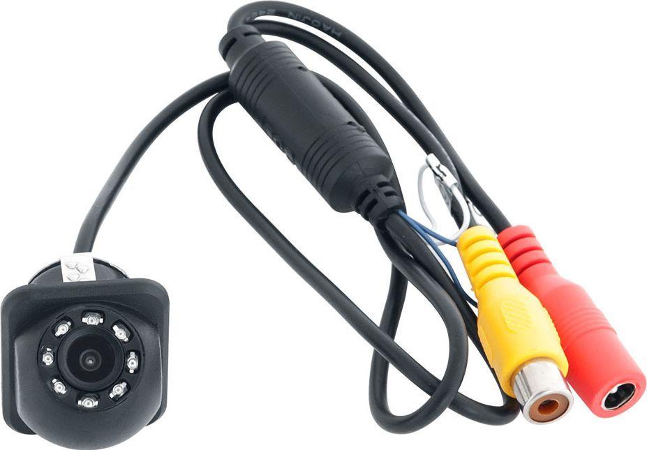 Камера автомобильная SWAT Camera VDC-415, для подключения к монитору, универсальная c ИК-подсветкойSWAT VDC-415универсальная автомобильная камера для подключения к монитору