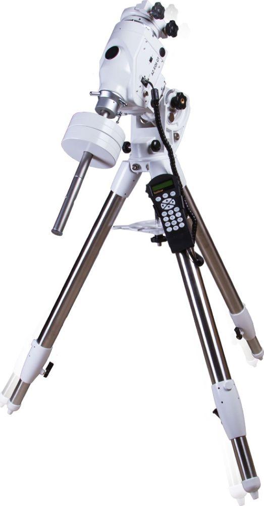 Sky-Watcher AZ-EQ6 SynScan GOTO монтировка со стальной треногой [2ч] телескоп sky watcher dob 8 200 1200 retractable synscan goto