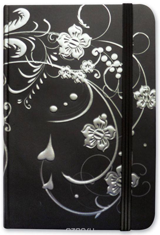 Brauberg Блокнот Spark 80 листов в клетку цвет черный формат А7125739_черныйBrauberg Блокнот Spark 80 листов в клетку цвет черный формат А7