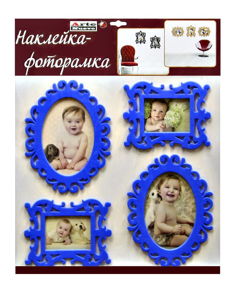Наклейка декоративная Arte Nuevo, 40 х 40 см. PH-2/5PH-2/5
