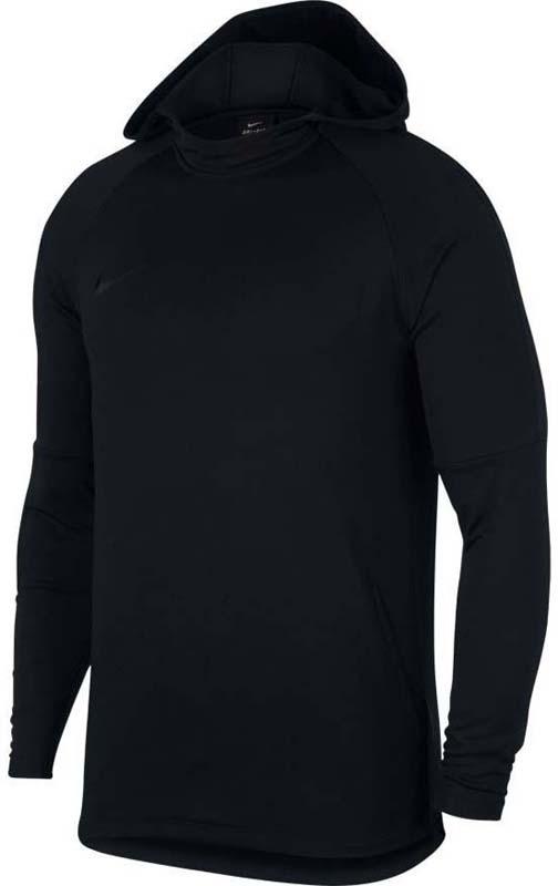 Худи мужское Nike Nk Dry Acdmy Hoodie Po, цвет: черный. 926458-011. Размер XL (52/54)