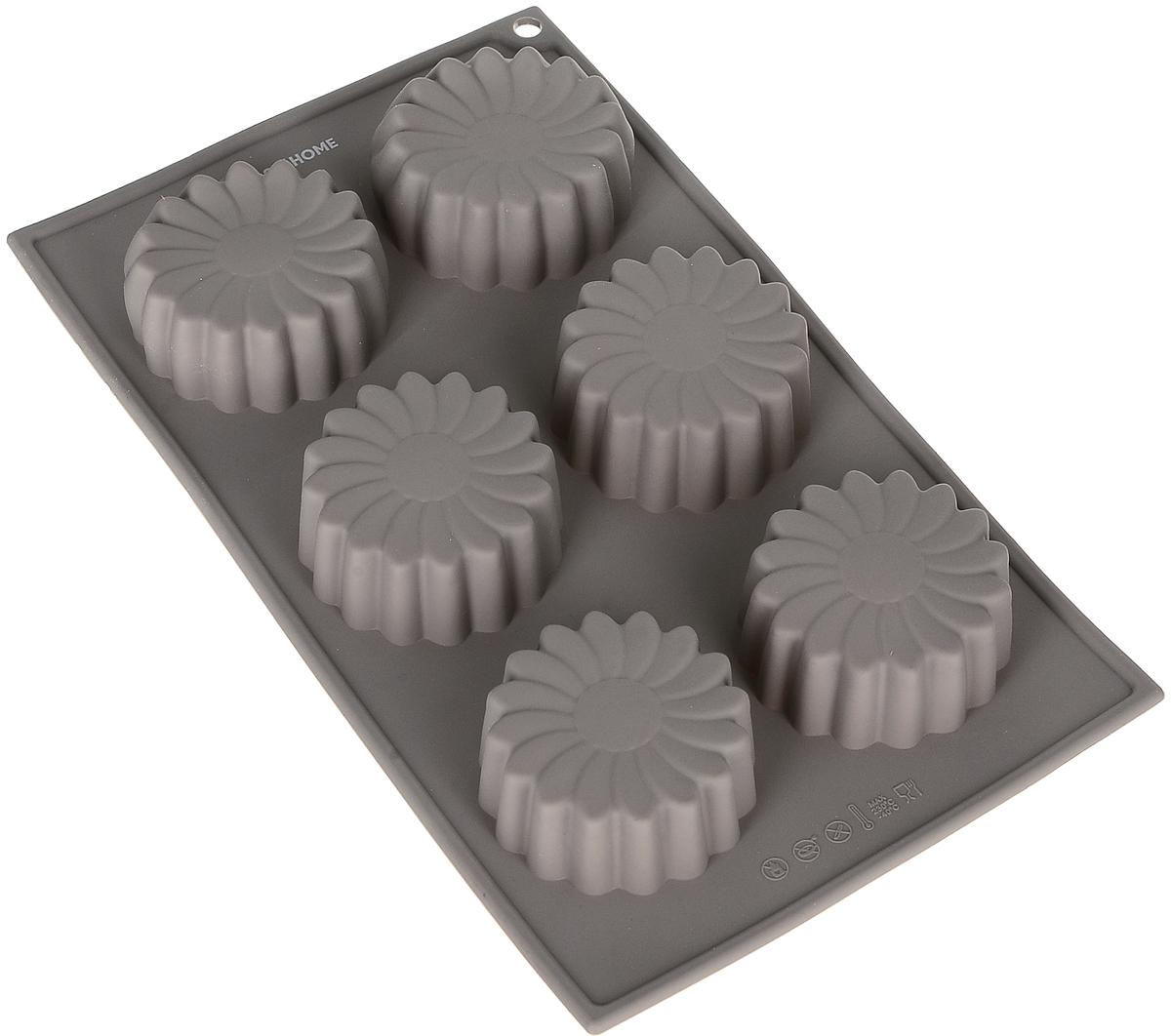 Форма для выпечки Dosh Home Gemini, 30 см x 18 см25.25.94;25.25.94Форма для выпечки Dosh Home Gemini отлично подходит для приготовления сладких и соленых блюд. Форма предотвращает пригорание,поэтому по окончании выпекания продукт легко вынимается из формы. Форма изготовлена из термостойкого силикона высокого качества,устойчивого до 180 °С. Форму легко чистить, она не занимает много места. Форма подходит для приготовления пищи в газовых,электрических, конвекционных и микроволновых печах, но нельзя ставить форму на открытый огонь или раскаленную конфорку.Подходитдля мытья в посудомоечной машине.