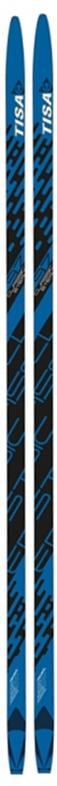 Классические юниорские лыжи для маленьких любителей лыжных прогулок. Легкие - благодаря конструкции Air Channel.