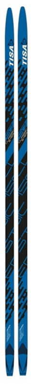 Классические юниорские лыжи для маленьких любителей лыжных прогулок. Легкие, благодаря конструкция Air Channel.
