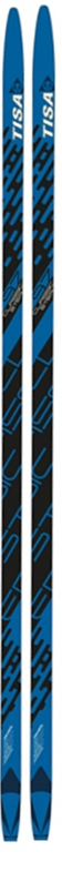 Беговые лыжи Tisa Classic Step JR, 130 см. N91917 лыжи беговые tisa top universal с креплением цвет желтый белый черный рост 182 см